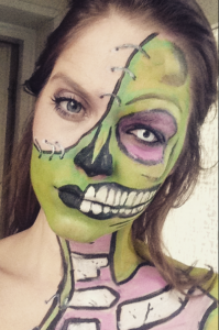 Green skeleton LotsArt 12