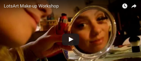 LotsArt's Make-up workshop