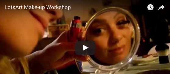 LotsArt's Make-up workshop
