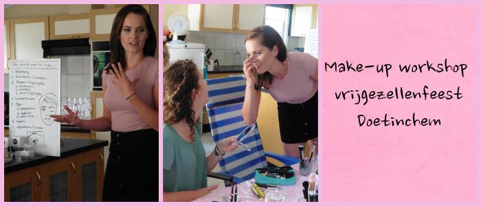 make-up workshop doetinchem