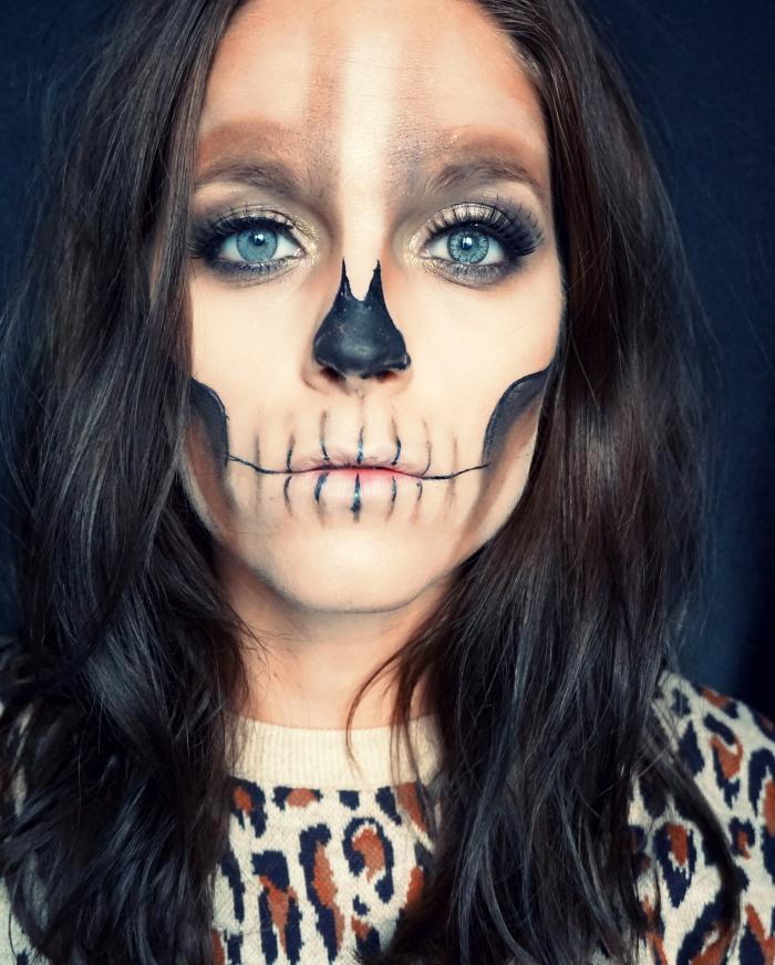 bruin skelet